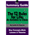 SUMMARY: The 12 Rules for Life: An Antidote to Chaos: by Jordan B. Peterson | The MW Summary Guide