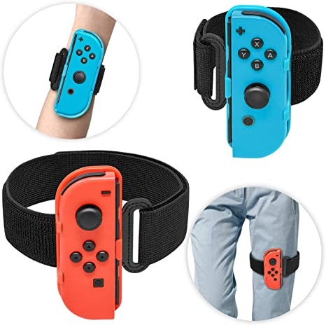 Correa deportiva para Nintendo Switch Ring Fit Adventure and Just ...