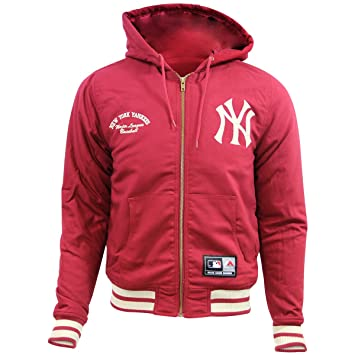purchase cheap 4e62f 98273 Majestic DEERING NEW YORK YANKEE HOODIE Men Major League ...