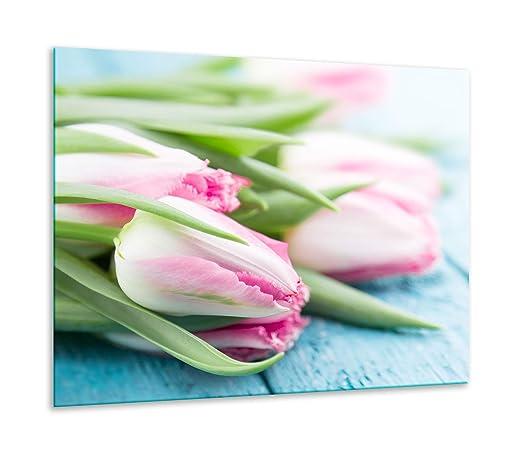 Placa de vitrocerámica, 1 Pieza, 60 x 52, diseño de Rosas ...