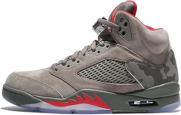 Jordan 136027-051 Men AIR 5 Retro Dark