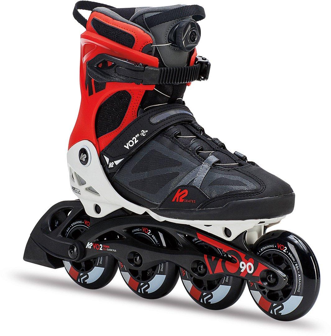 K2 VO2 90 Boa Skates Men's Size 10.5 by K2