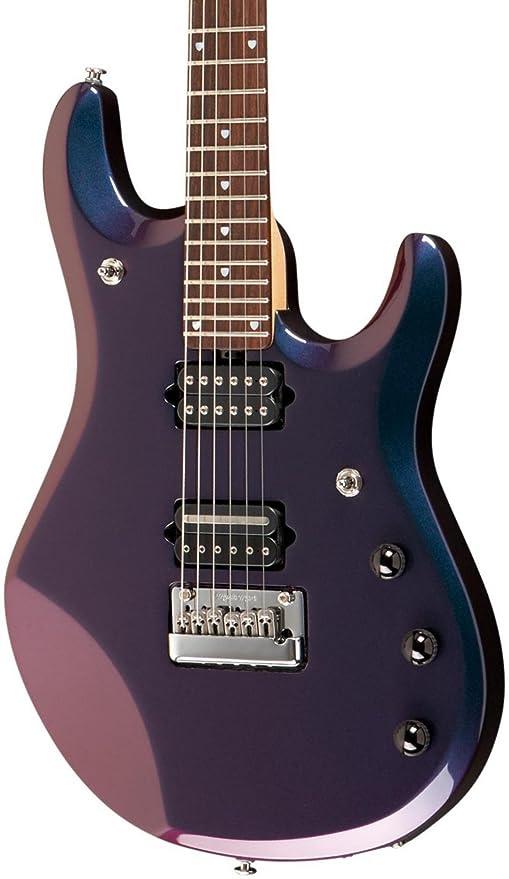 Ernie Ball música hombre John Petrucci 6 guitarra eléctrica w/Piezo puente