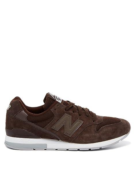 New tessuto da uomo MRL996 Balance SPORT stile di vita scarpe da ginnastica Vino Rosso/