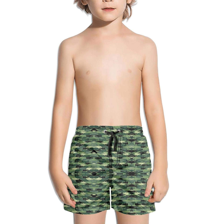 uejnnbc Camo Crocodile String Core Beach Swimming Trunks Shorts