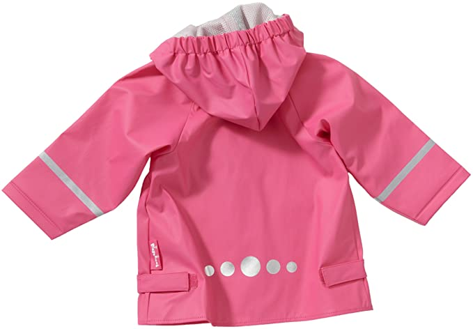 Playshoes Playshoes Childrens Waterproof Reflective Rain Jacket /É