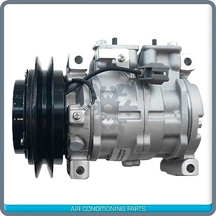 Amazon com: New A/C Compressor for 2005-2010 Hino 238 258 268 338