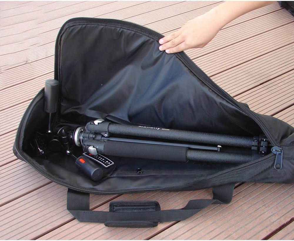 Foto.Studio 37 X 7.8 X 5 Inch Padded Nylon Camera Tripod Bag Light Stand Case Carry Travel for Manfrotto Velbon Gitzo Slik Etc Taperd-shaped 950mm