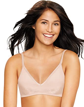 ea33ece77 Hanes Ultimate Comfy Support ComfortFlex Fit Wirefree Bra at Amazon ...