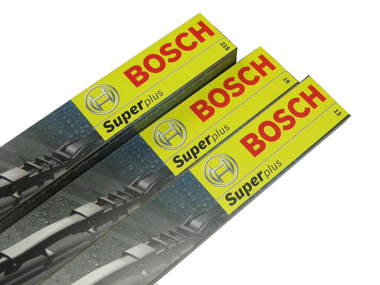 Bosch C76 - Juego de escobillas limpiaparabrisas Bosch: Amazon.es: Coche y moto