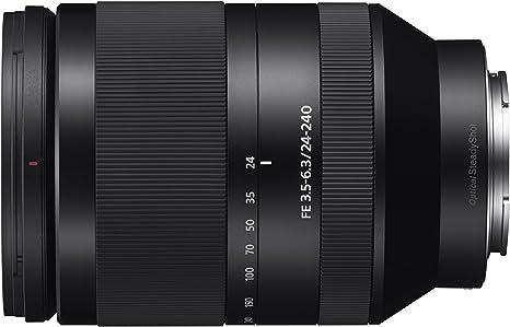 Sony SEL24240, Objectivo, 1, Negro: Amazon.es: Electrónica