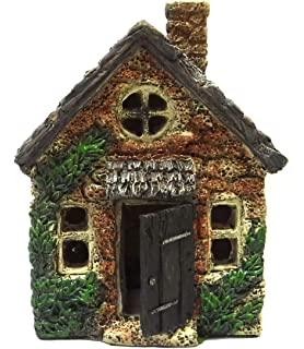 Amazoncom Mini Fairy Garden Cottage Small Garden Outdoor