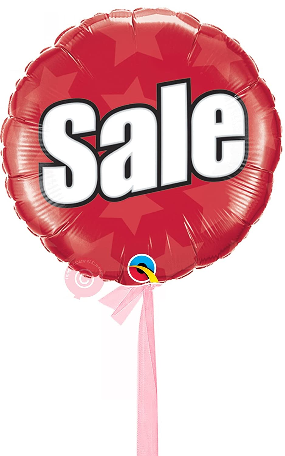 Single Balloon Sale  Starry  Inflated New Job Promotion Helium Balloon Delivered in a Box  Biggest Bouquet  10 Balloons  Bloonaway