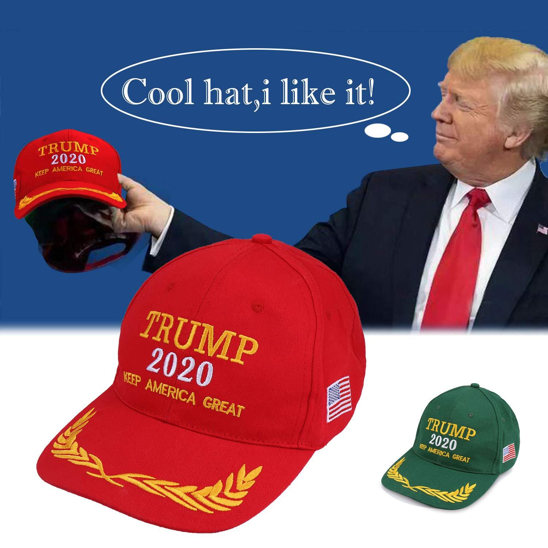 6f8fa13c41d2b Amazon.com  Flantor Donald Trump Baseball Cap