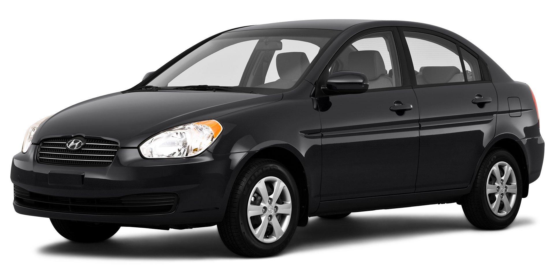 ... 2010 Hyundai Accent GLS, 4-Door Sedan Automatic Transmission. 2010 Nissan  Versa ...