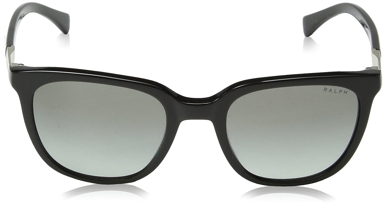 Unbekannt RALPH Damen Sonnenbrille 0RA5206 137711, Schwarz (Black/Gradient), 51