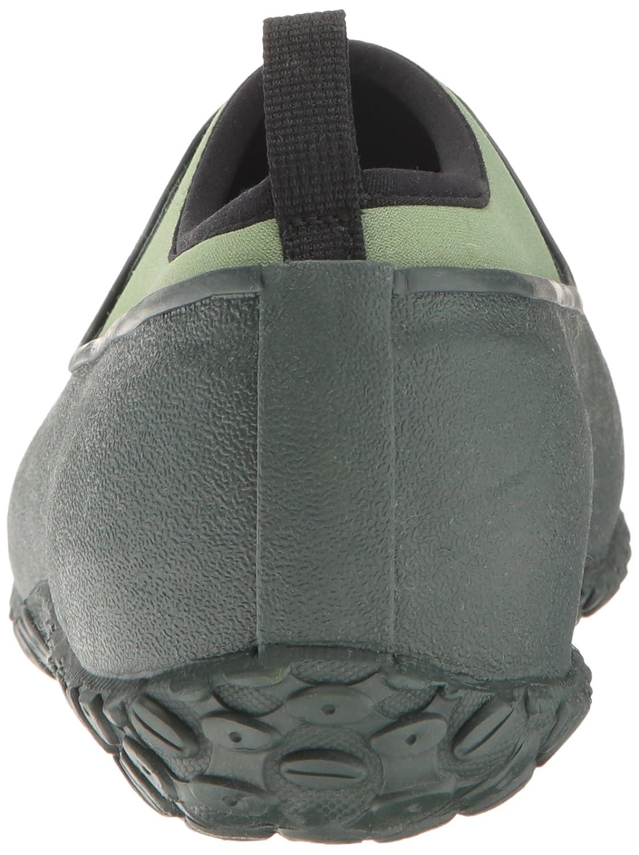 Muck Boot Women's Muckster 2 Low Rain B01A7RSAGG 11 B(M) US|Green