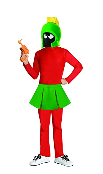 Marvin The Martian Adult Costume Standard Color Standard  sc 1 st  Amazon.com & Amazon.com: Marvin The Martian Adult Costume Standard Color ...