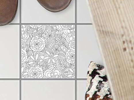 Sticker design design adesivo piastrelle adesive adesivo per