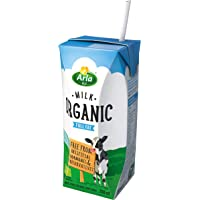 Arla Full Fat Organic Milk - 200 ml