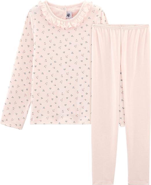 Petit Bateau Ensemble De Pyjama Fille