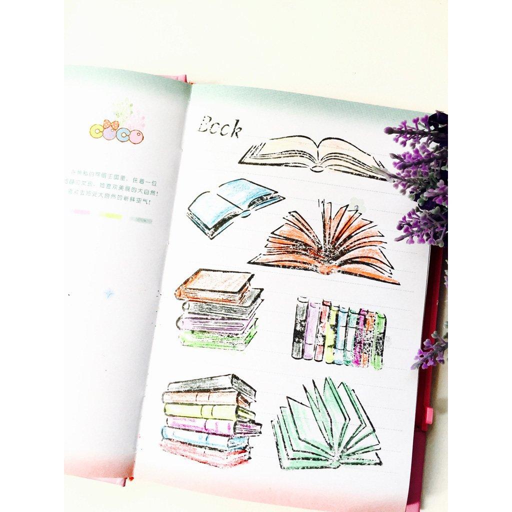 Animals rawuin 1/Set S/ü/ß klar Silikon Gummi Siegel Stempel f/ür DIY Album Scrapbooking Foto-Karte Book Wand Fenster Decor # 002