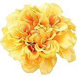 浴衣の髪飾り フラワーピンポンマム(アクセサリー) 選べる10色