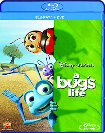 Amazon Com A Bug S Life Two Disc Blu Ray Dvd Combo Phyllis