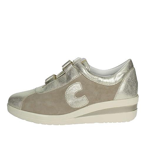 Cinzia Soft IV8144-GS 002 Sneakers Donna  Amazon.it  Scarpe e borse 4d3586ff249