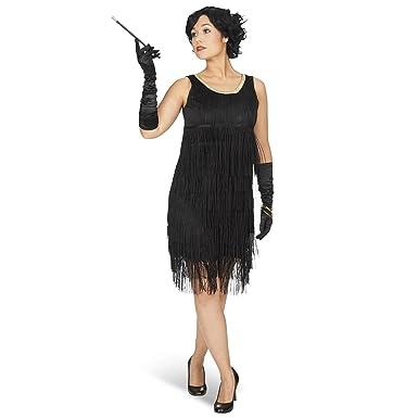 Charleston Kleid Iza mit Fransen: Amazon.de: Spielzeug
