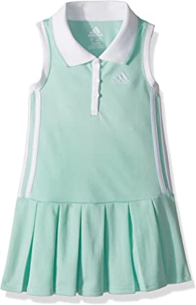 adidas Girls Active Polo Dress