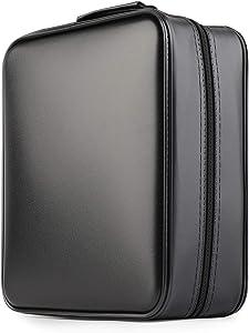 Fanspack CD Case, DVD Case DVD Storage CD Storage 432 Capacity CD/DVD Wallets Organizer
