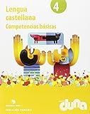 Lengua castellana 4 - Proyecto Duna - Competencias básicas - 9788430719563