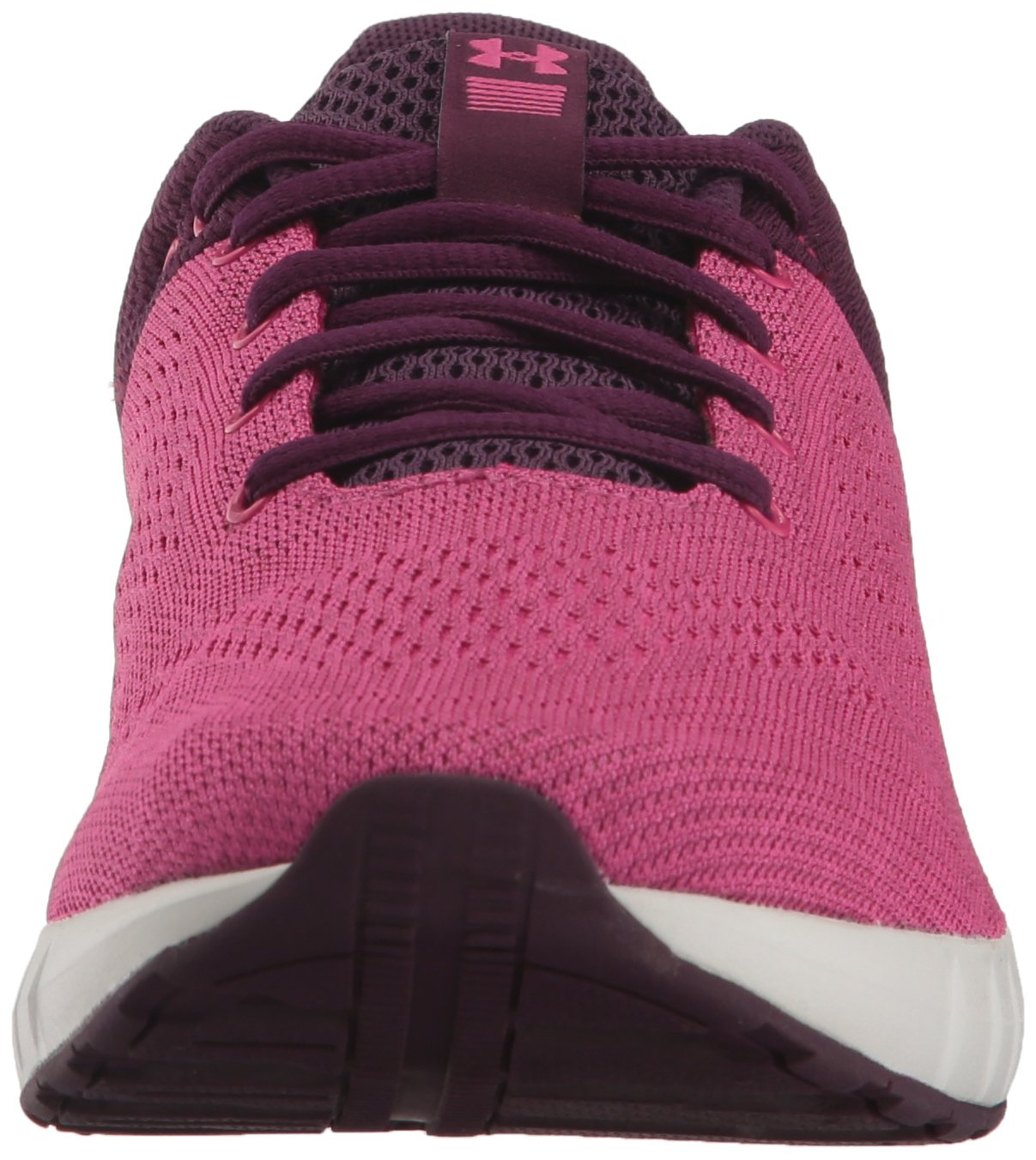Under Armour Sneaker Women's Micro G Pursuit Sneaker Armour B071HMVWFF 10 M US|Merlot (501)/Elemental 8a9257
