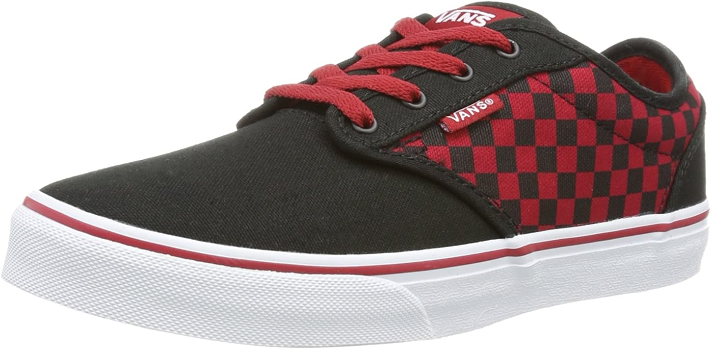 Vans Y Atwood (Checkers), Baskets mode mixte enfant