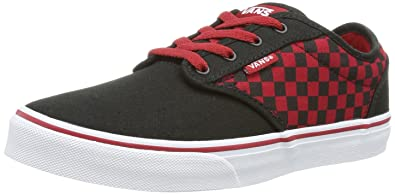 Mode Vans AtwoodcheckersBaskets Y Enfant Mixte rdQWexCBo