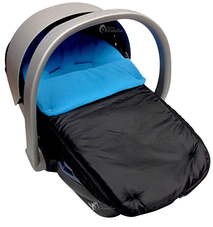 Asiento de coche para saco/Cosy Toes Compatible con Mamas y Papas turquesa For-Your-Little-One