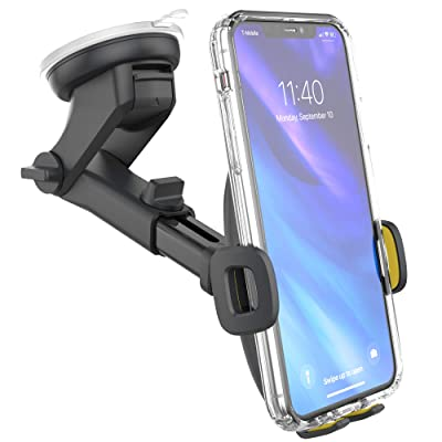 Encased iPhone Car Mount for iPhone 11/iPhone 11 Pro Max Phone Holder (Case Friendly Design)