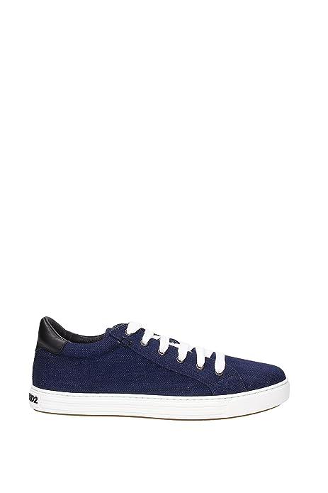 Sneakers Dsquared2 Tennis Club Hombre - Tejido (SN103101) EU: Amazon.es: Zapatos y complementos