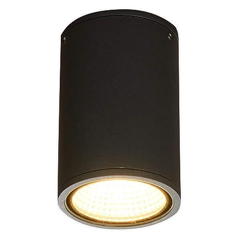 LED Lámparas de techo Hana (Moderno) en Negro hecho de ...