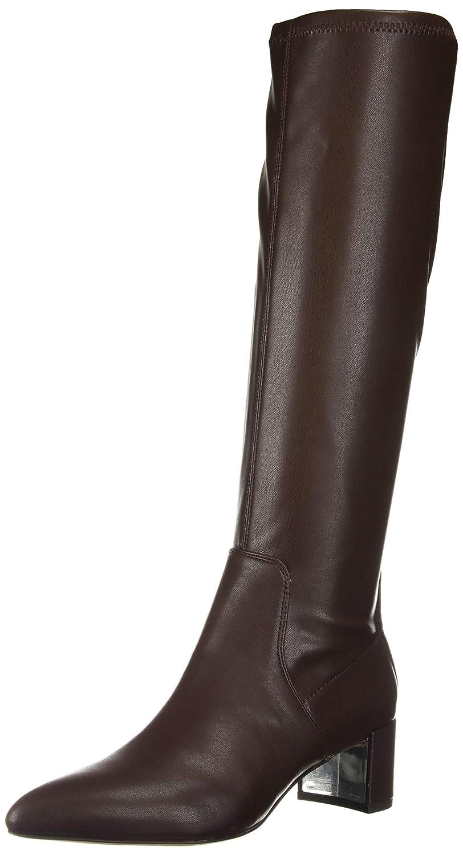 brown Franco Sarto Womens Francia Knee High Boot