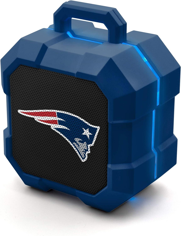 NFL Prime Brands Group ShockBox Bluetooth Speaker