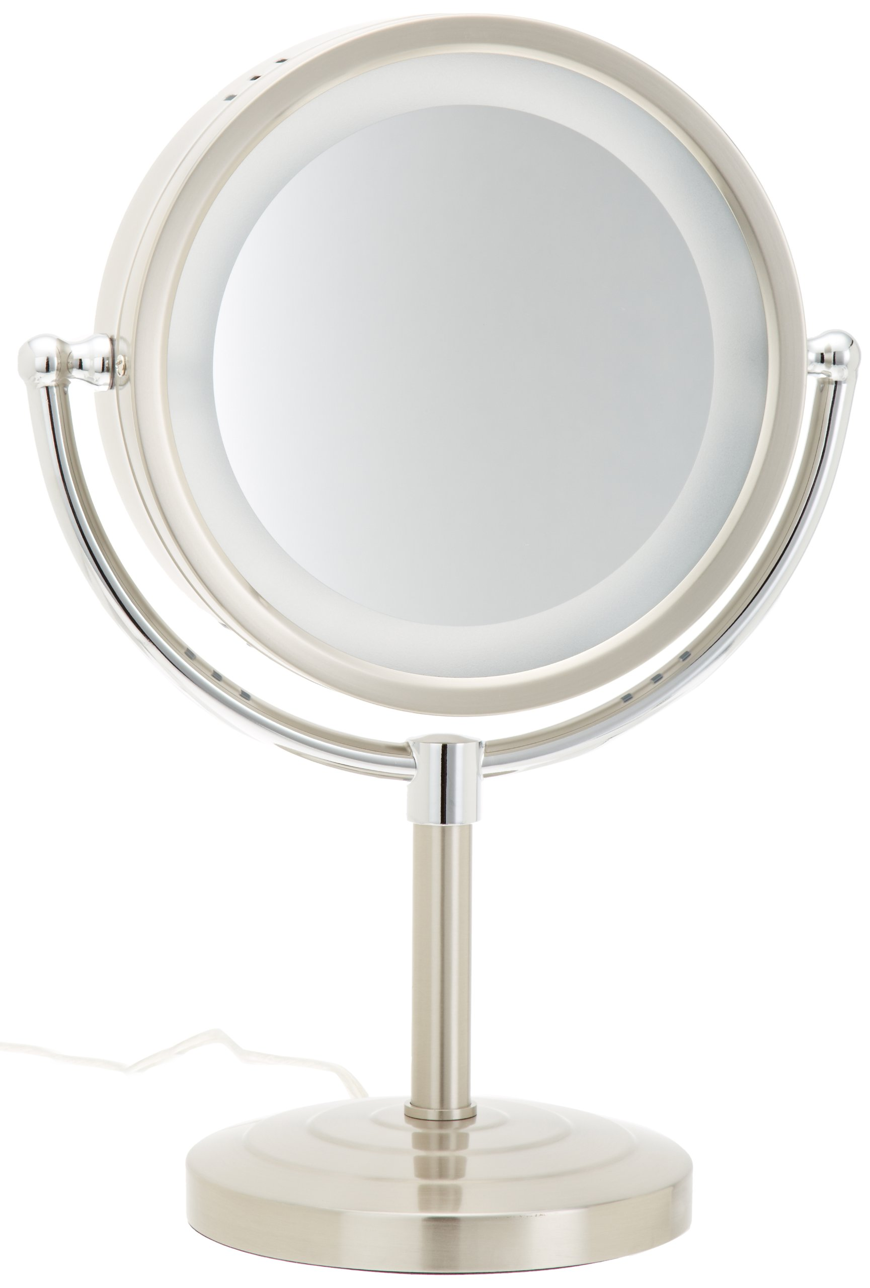 led tri tria lights fold lighted with products magnifying fancii illuminated trifold vanity co makeup light mirror