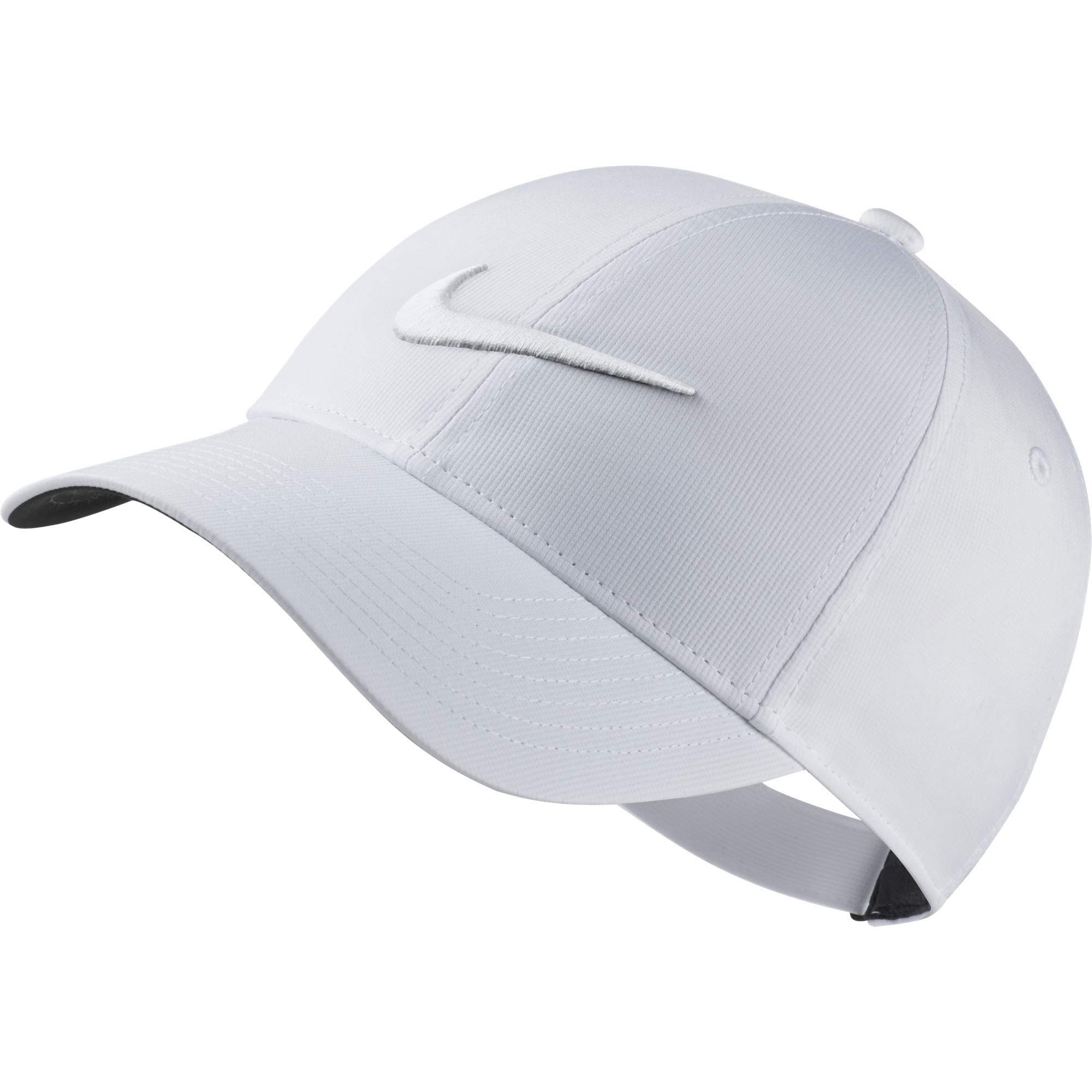 Nike Women's L91 Cap Core, Anthracite/White, Misc by Nike