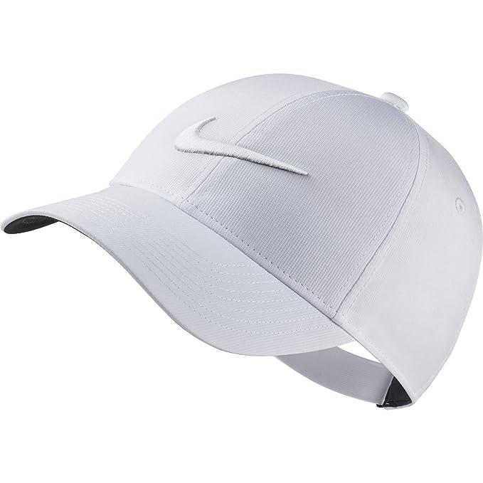 Nike 892764 Gorra de béisbol, Mujer, Blanco (Blanco 100), One Size ...