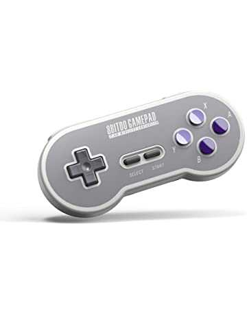 8Bitdo SN30 2.4G Wireless Controller for SNES Classic Edition [nintendo_super_NES]