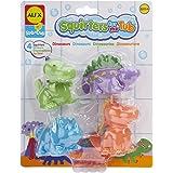 ALEX Toys Rub a Dub Squirters for the Tub - Dinos