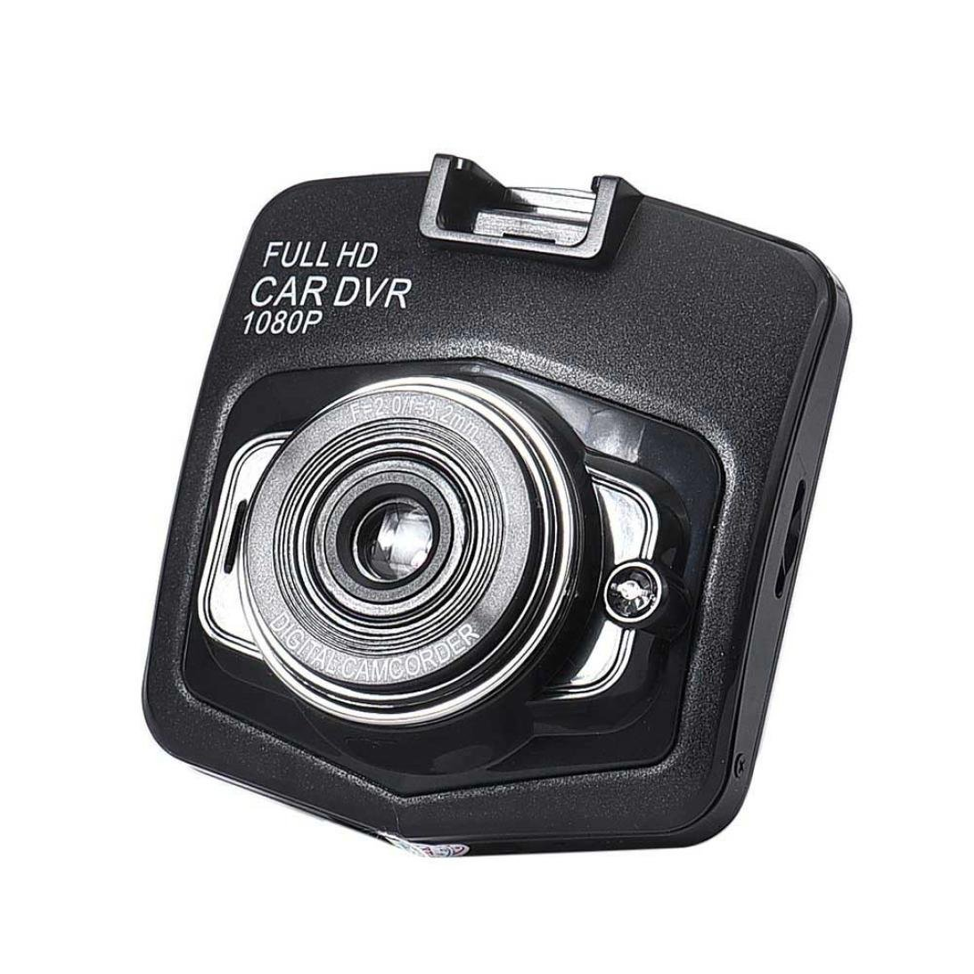 OVERMAL 2.4'' Full HD 1080P Car DVR Vehicle Camera Video Recorder Dash Cam G-sensor