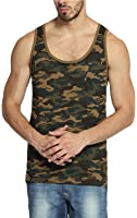Difference of Opinion Men's Cotton Vest