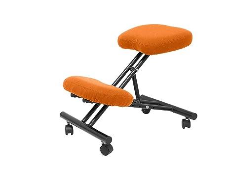 Piqueras y crespo modello mahora sgabello da ufficio ergonomico